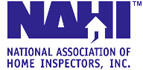Visit the National Association of Home Inspectors web site.